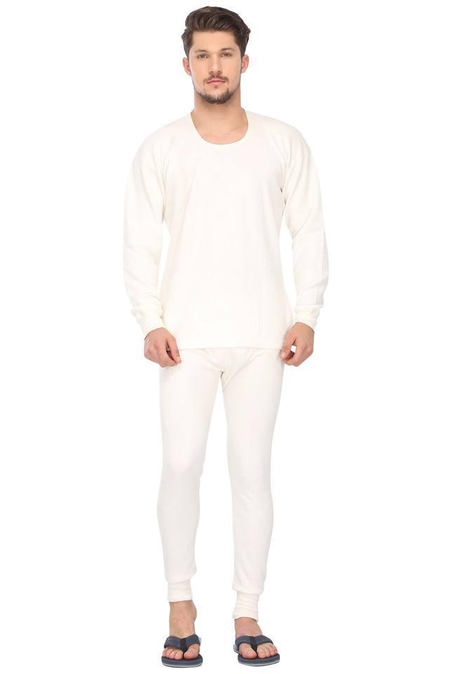 Mens Round Neck Self Pattern Vest