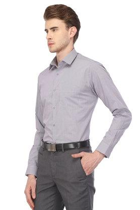 STOP - Purple Formal Shirts - 2