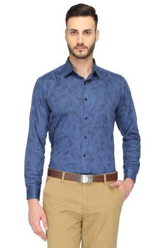 VETTORIO FRATINI -  Teal Shirts - Main