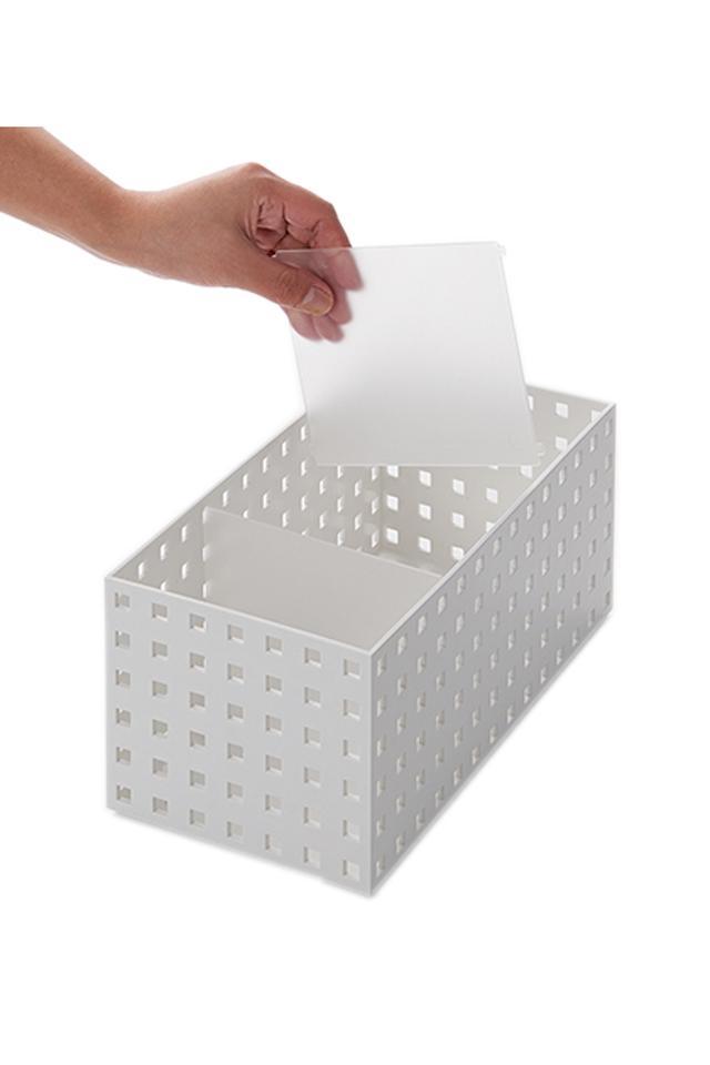 Stackable Drawer Organizer Bin - Shape of Bricks