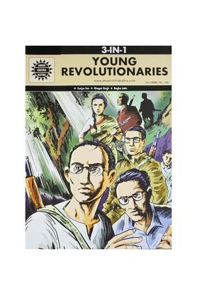 Young Revolutionaries: 3 in 1 (Amar Chitra Katha)