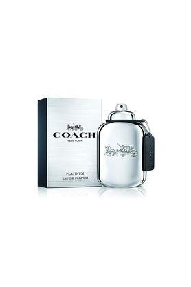Mens Coach Platinum Eau de Parfum - 100ml