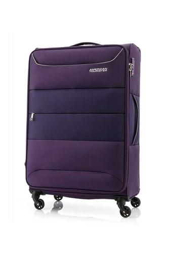 AMERICAN TOURISTER -  Purple Soft Luggage - Main