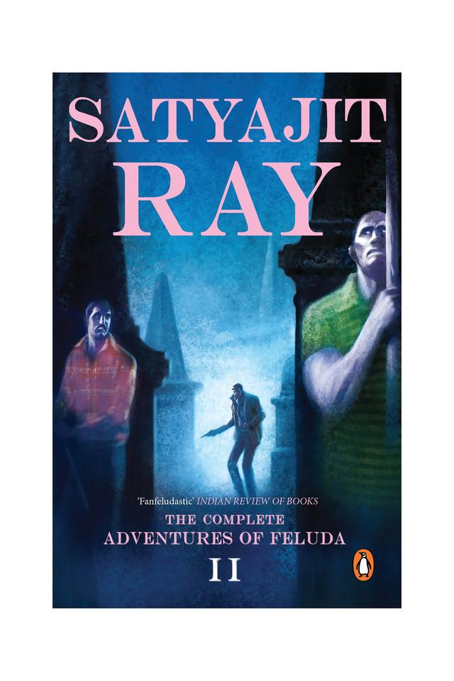 The Complete Adventures of Feluda Vol. 2