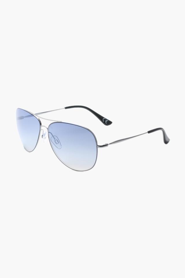 Unisex Aviator Polycarbonate Sunglasses - 3033 C12 S