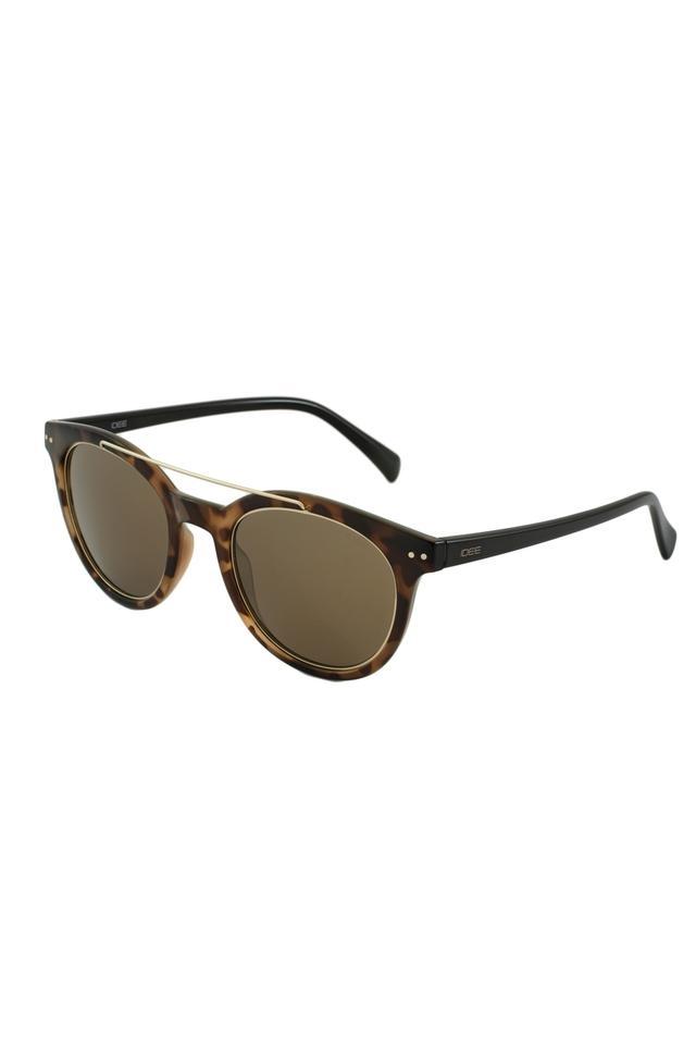 Womens Browline UV Protected Sunglasses