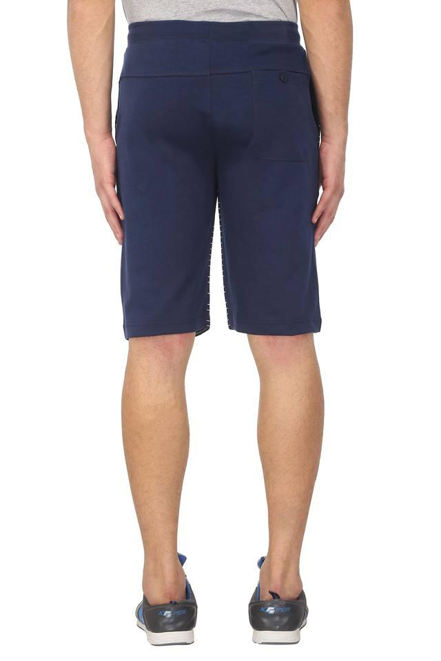 Mens 3 Pocket Striped Shorts