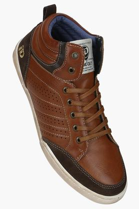 ID Mens Casual Wear Lace Up Shoes