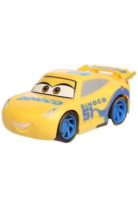 Turbo Racers Dinoco Cruz Ramirez Toy Car