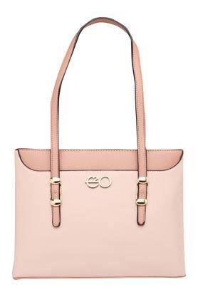 E2OWomens Zipper Closure Tote Handbag - 203461125_9212