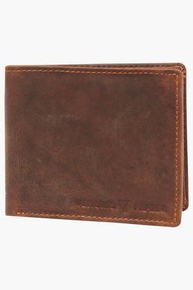 VETTORIO FRATINIMens Leather 1 Fold Wallet - 203329333