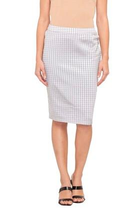 AUSTIN REED Womens Printed Casual Skirt