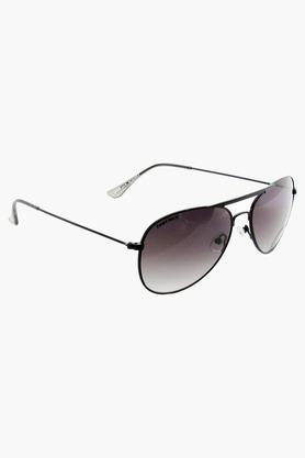 FASTRACK Unisex Aviator UV Protected Sunglasses - M184BK3