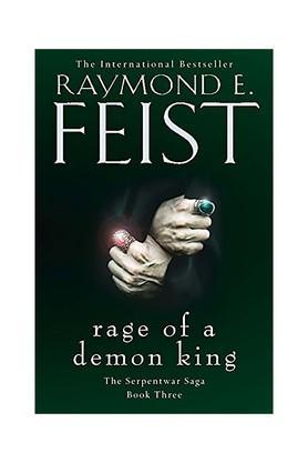 Rage of a Demon King: The Serpentwar Saga - Book 3