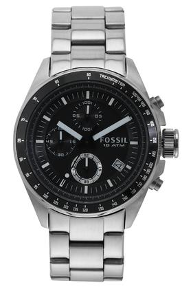 Mens Chronograph Stainless Steel Watch - CH2600IE