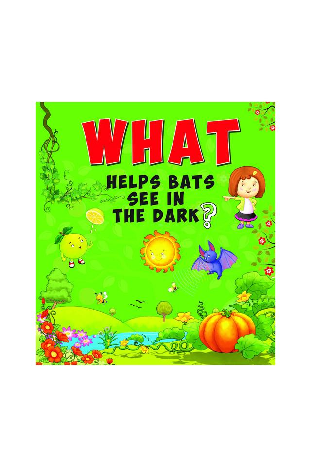 What Helps Bats See in the Dark?