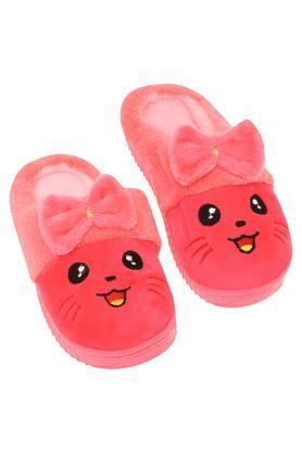 Cat Printed Bath Slippers