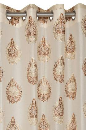 IVY - BrownDoor Curtains - 1
