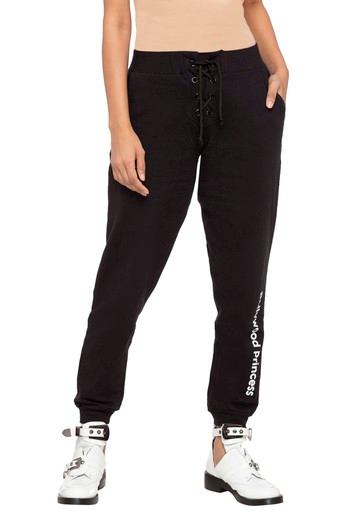 RHESON -  Black Loungewear - Main