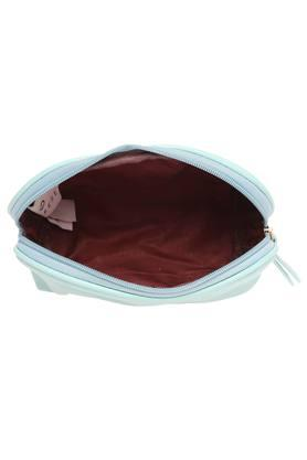 Womens Zip Closure Cosmetic Pouch