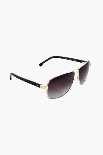 d09a23ced5d8 Buy TITAN Mens Square Polycarbonate Sunglasses - GC285BR3P | Shoppers Stop