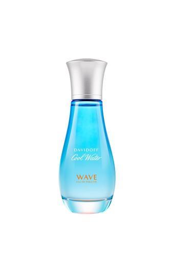 Womens Cool Water Wave Eau de Toilette - 30ml