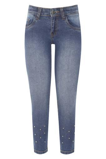 RS BY ROCKY STAR -  Denim Regular Bottomwear - Main
