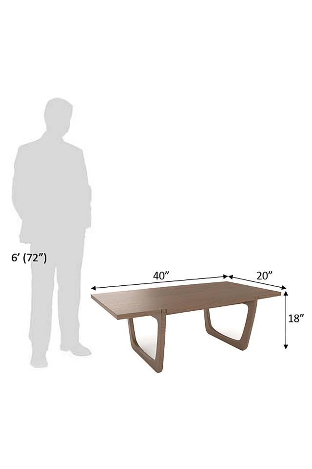 Brown Kavos coffee table