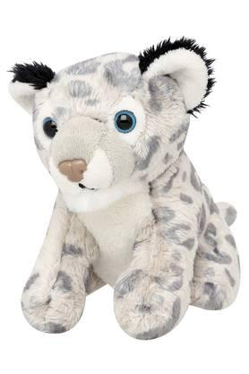 Unisex Leopard Soft Toy