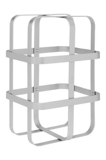 Pulse Nickel Wine Rack