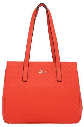 LAVIE Womens Zipper Closure Satchel Handbag - 203839599