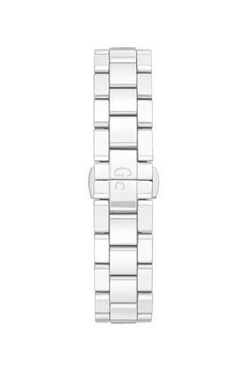 Womens Structura Lady White Dial Ceramic Analogue Watch - Y42001L1