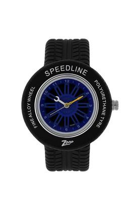 Mens Analogue Plastic Watch - NKC3021PP01