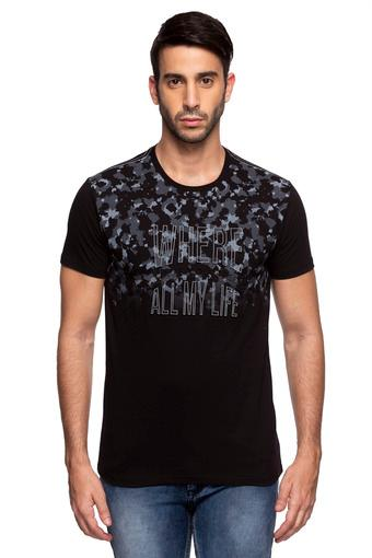 RS BY ROCKY STAR -  BlackT-shirts - Main