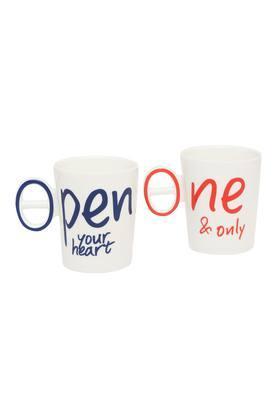Smile One and Only Mug - Set of 2
