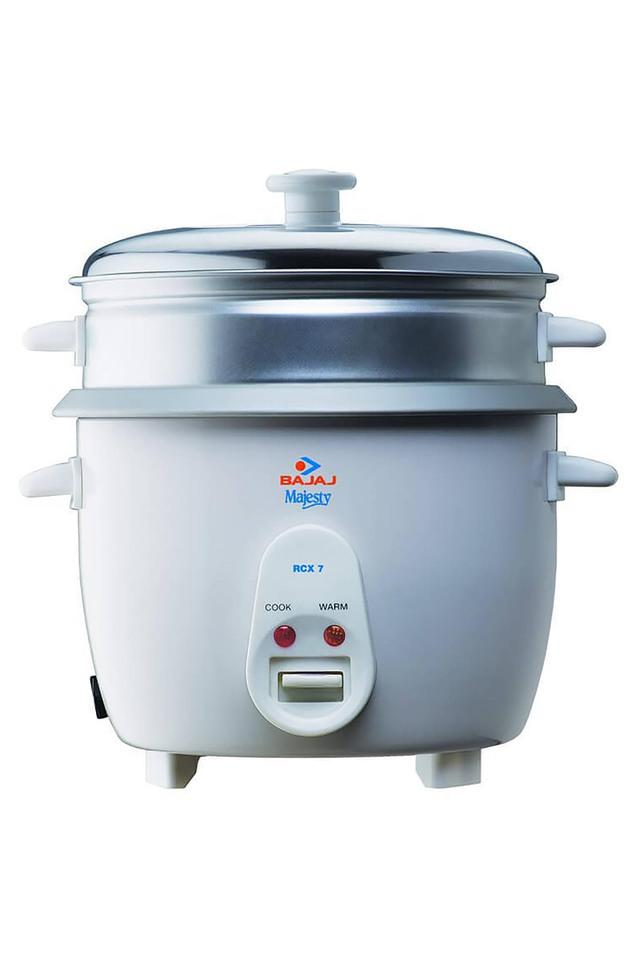 Majesty Rice Cooker with Steamer - 550 W