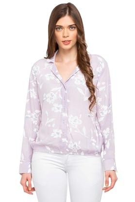 abcecc5d9e2f Buy Formal & Checked Womens Shirt Online | Shoppers Stop