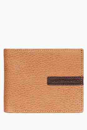 JUSTANNEDMens Leather 1 Fold Wallet - 204801102_9124