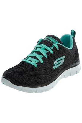 SKECHERS Womens Mesh Lace Up Sports Shoes - 203821129_9212