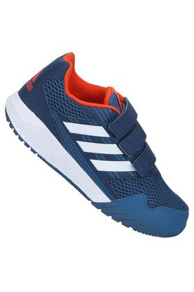 Mens Velcro Closure Sports Shoes