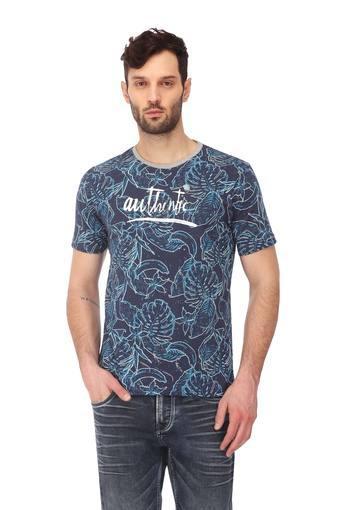 LEE COOPER -  BlueT-shirts - Main
