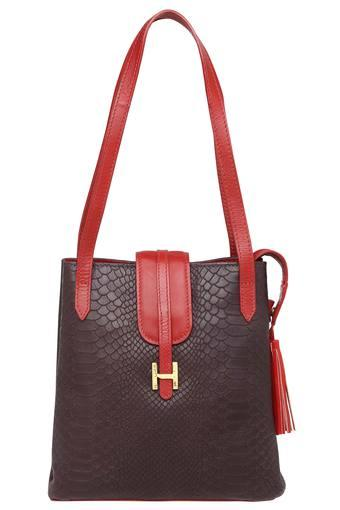 HIDESIGN -  Aubergine Handbags - Main