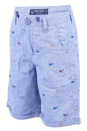 Boys 4 Pocket Slub Bermudas