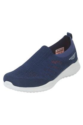 RED TAPE Mens Mesh Slip On Sports Shoes