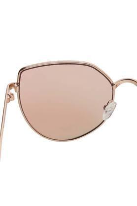 Womens Full Rim Pentagonal Sunglasses - M235PK2F