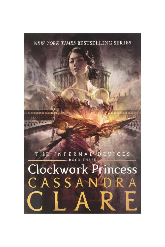 Infernal Devices: Clockwork Princess - Book 3 (The Infernal Devices)