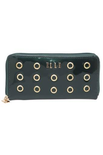 ELLE -  GreenWallets & Clutches - Main