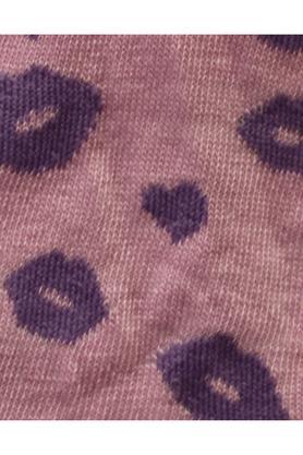 Womens Printed Socks