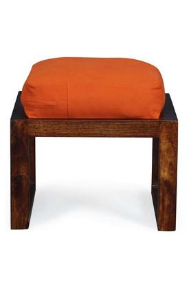 Brown Mahogany Lorch Stool