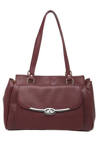ELLIZA DONATEIN -  Plum Handbags - Main